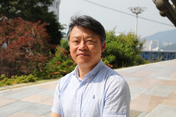 드론공간정보과 곽재하 교수, 부산시 토목대상 수상 - 드론산업과 토목산업의 융합형 전문인력 양성 매진
